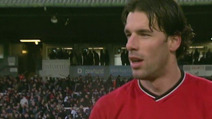 Les légendes de Premier League : Ruud Van Nistelrooy : Football - Rétro
