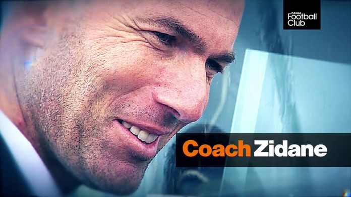 """Coach Zidane"" : le reportage inside avec la Castilla de Zizou (2015) : Canal Football Club"