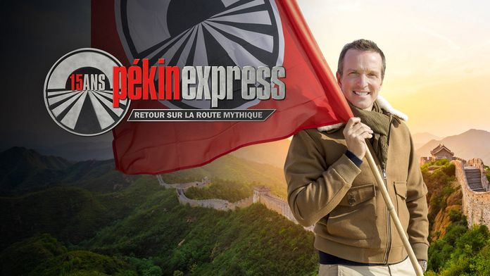 Pékin express, la route des grands fauves