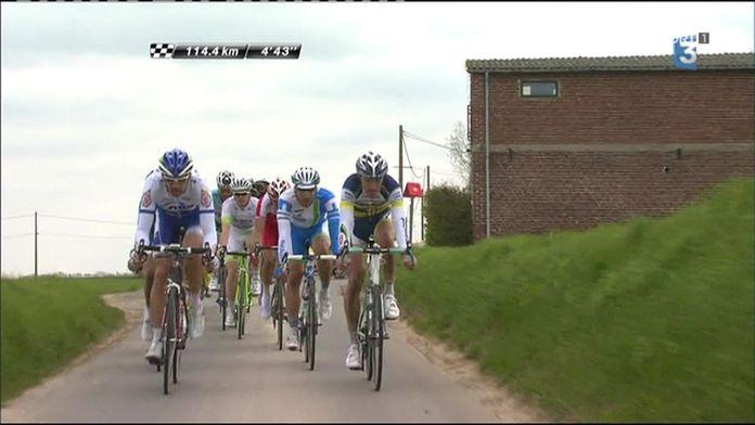 Paris - Roubaix 2012