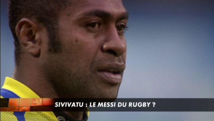 Joyeux anniversaire Sitiveni Sivivatu ! : Rugby