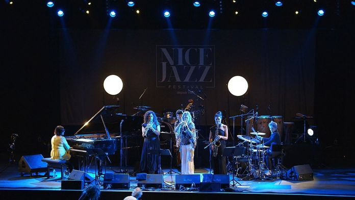 Nice Jazz Festival 2017 : Woman to Woman
