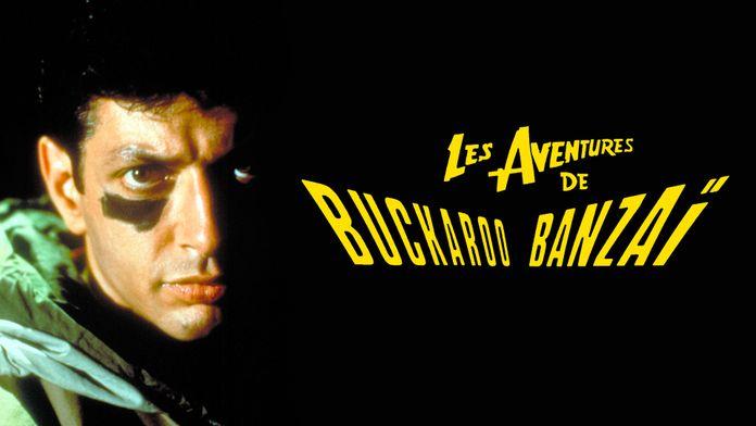 Les aventures de Buckaroo Banzaï à travers la huitième dimension