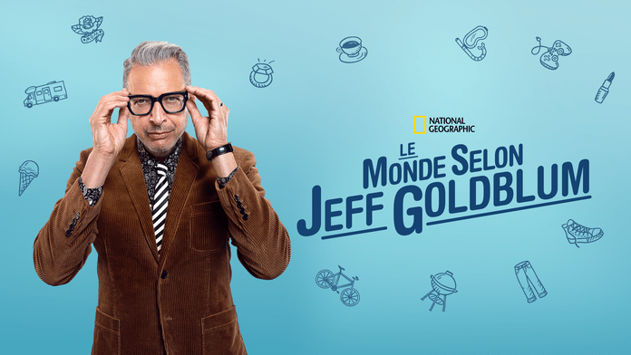 Le monde selon Jeff Goldblum