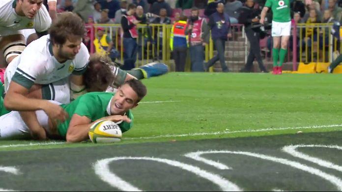 Joyeux anniversaire Conor Murray ! : Retro - Rugby