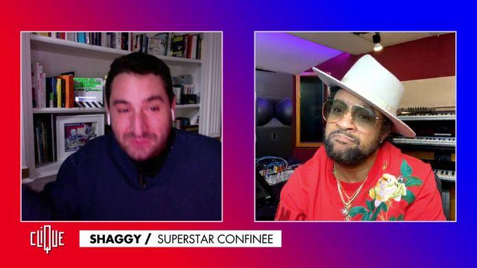 Shaggy : superstar confinée