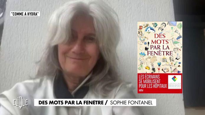 Des mots par la fenêtre : Sophie Fontanel