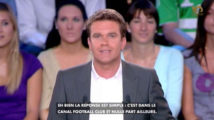 Les premières minutes du CFC : Canal Football Club