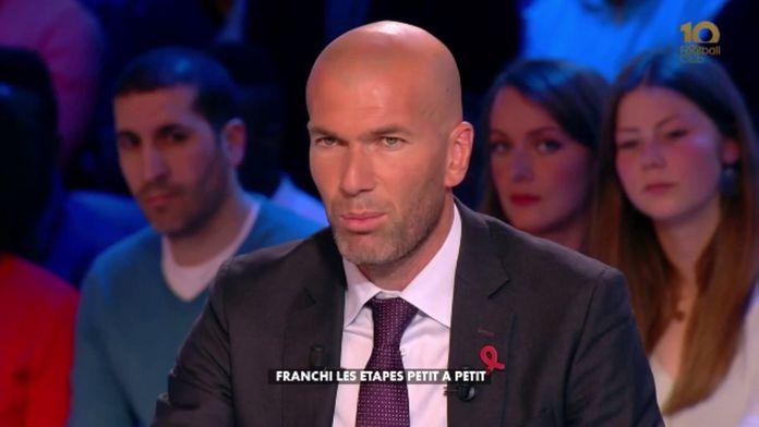 Zinédine Zidane invité exceptionnel : Canal Football Club