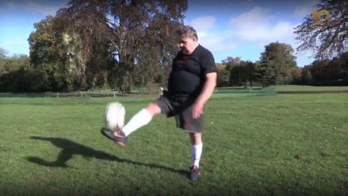 Les jongles de Pierre Ménès : Canal Football Club