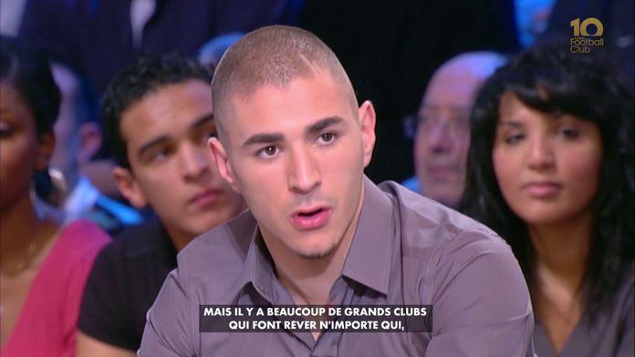 Karim Benzema un jour au Real Madrid ? : Canal Football Club