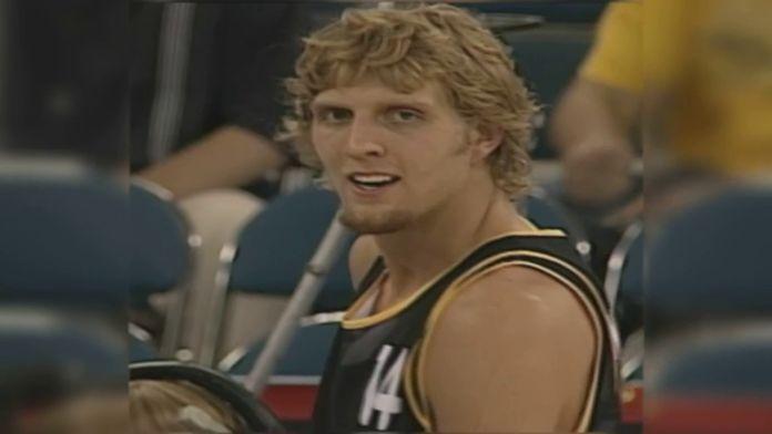 Top 10 des MVP en Coupe du Monde - Dirk Nowitzki en 2002 : Rétro - Basket