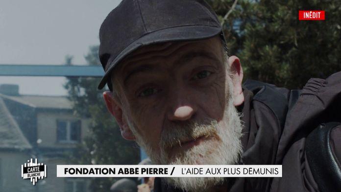 La Carte Blanche de la Fondation Abbé Pierre