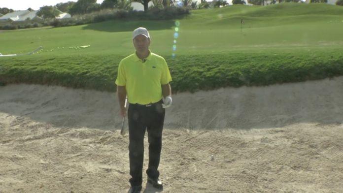 Petite leçon de sortie de bunker avec Thomas Levet : Le meilleur du golf