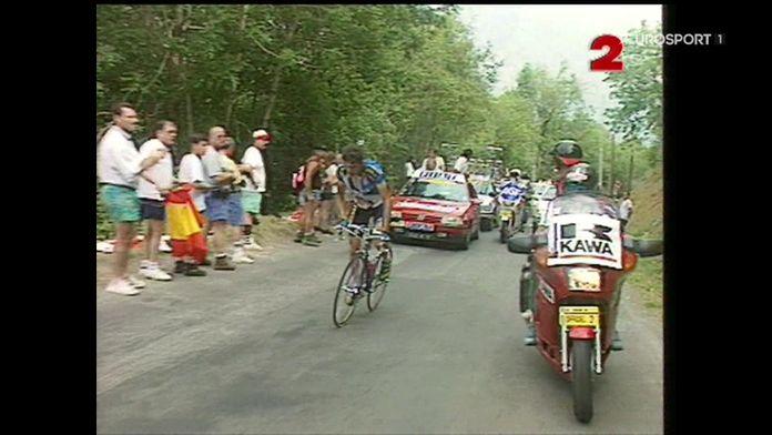 12ème étape Tour de France 1994