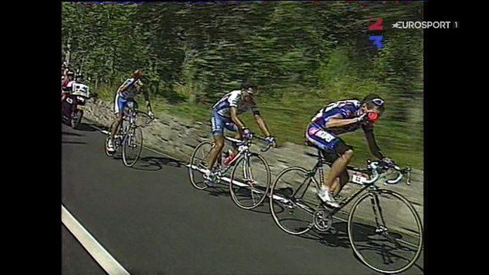 15ème étape Tour de France 1995