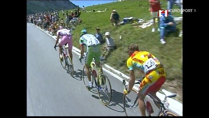 16ème étape du Tour de France 2000