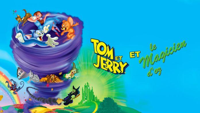 Tom et Jerry et le magicien d'Oz