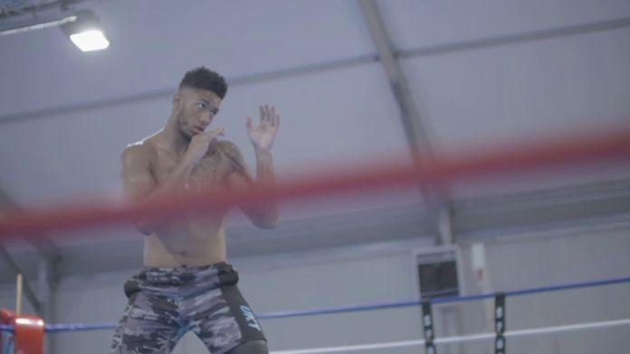 Les coulisses de l'entrainement de Yoka : Boxe entraînement