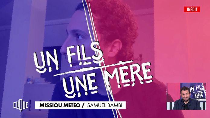 """Samuel Bambi est dans """"une mère, un fils"""""""