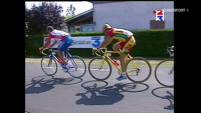 8ème étape Tour de France 1998