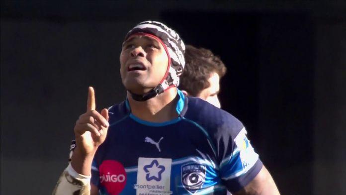 Joyeux anniversaire Akapusi Qera ! Ses plus beaux essais, plaquages et déboulés en TOP 14 : Retro - Rugby