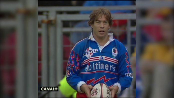 La visite de la trousse personnelle de Diego Domínguez ! Joyeux anniversaire ! : Retro - Rugby