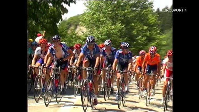 7e étape : Lyon - Morzine (230,5 km)