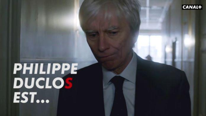Philippe Duclos est François Roban