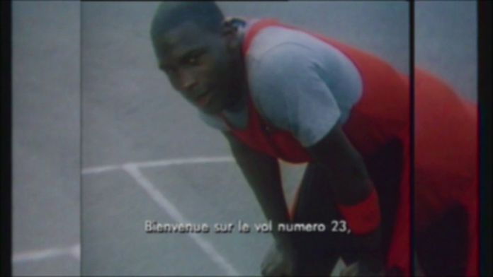 Michael Jordan : La première publicité pour la Air Jordan ! : Retro - Basket