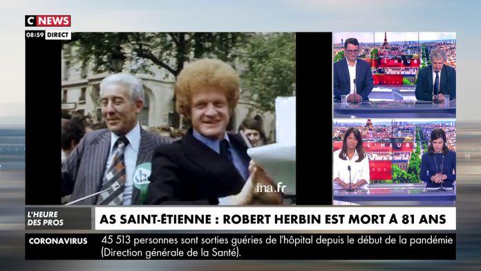 Disparition de Robert Herbin à 81 ans : Le Sphinx