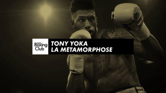 Tony Yoka la métamorphose : La boxe sur CANAL