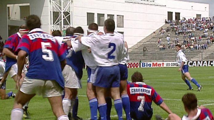Franck Corrihons se rappelle du 1/4 de finale 1993/1994 entre Grenoble et Agen : Retro - Rugby
