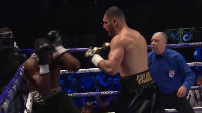 La puissance de Goulamirian : La boxe sur CANAL