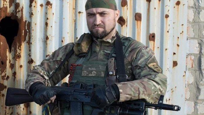 Les milices solitaires ukrainiennes