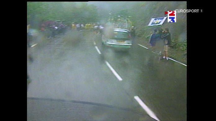 CYCLISME : Tour de France 1998