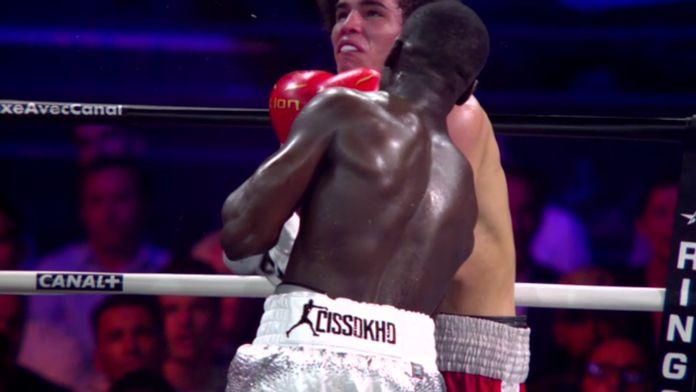 Souleymane Cissokho enchainement : Rétro boxe