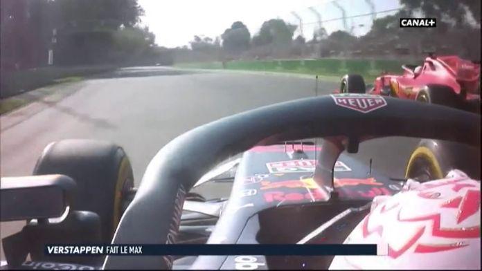 """Jean Alesi """"Une manoeuvre de Champion"""" : Rétro Formule 1"""