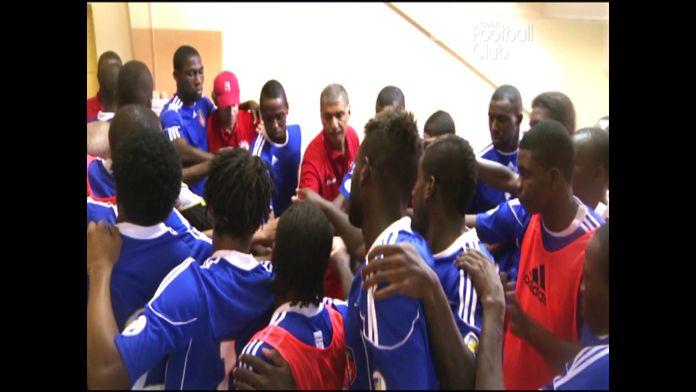 Haïti, au stade de l'espoir : Archives Canal Football Club