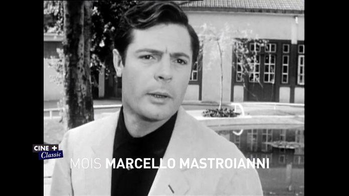 Mois Marcello Mastroianni