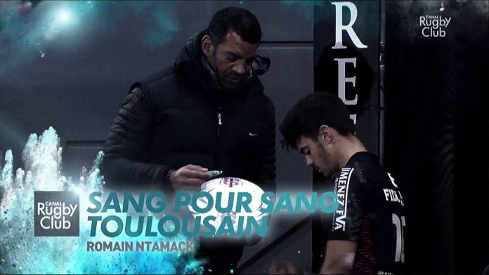 Romain Ntamack - Sang pour Sang Toulousain : Joyeux Anniversaire ! : Retro - Rugby