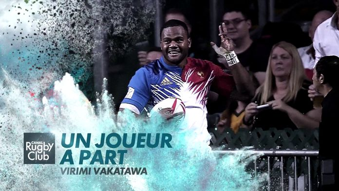 Virimi Vakatawa : Un joueur à part - Joyeux anniversaire ! : Retro - Rugby