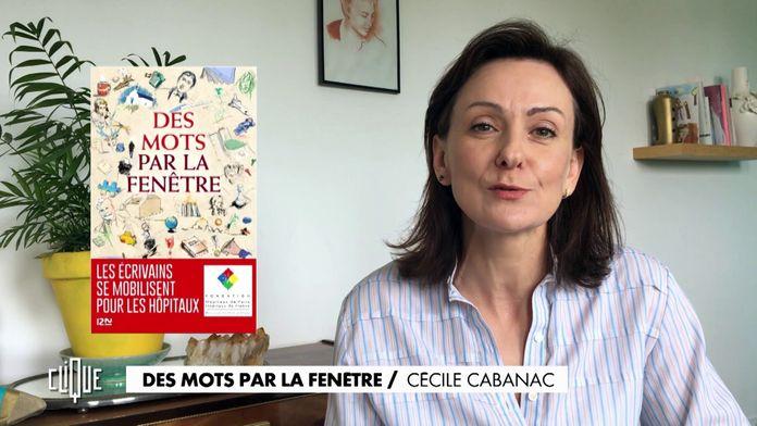 Des mots par la fenêtre : Cécile Cabanac