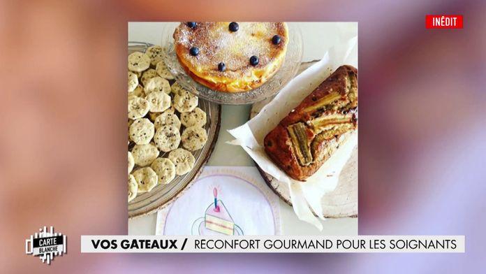 """La Carte Blanche du collectif """"Vos Gâteaux"""""""