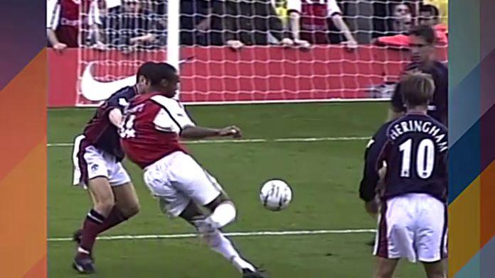 Thierry Henry le Gunner ! : Rétro Premier League