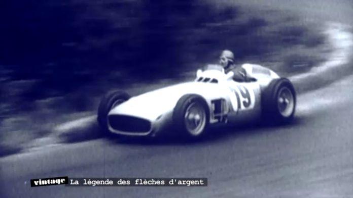 La légende des flèches d'argent : Rétro Formule 1
