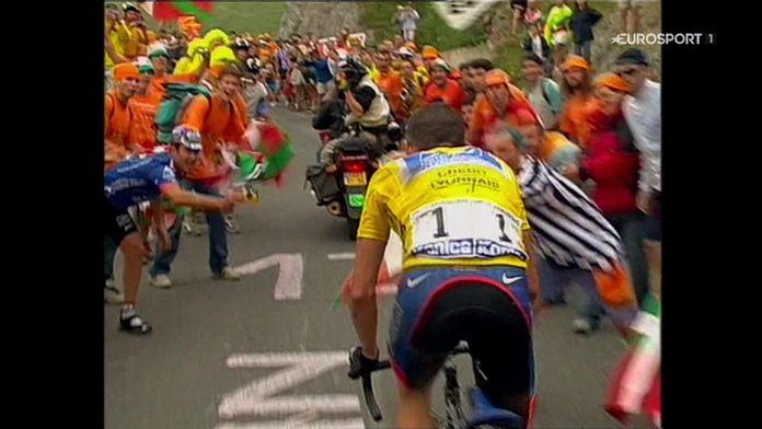 CYCLISME : Tour de France