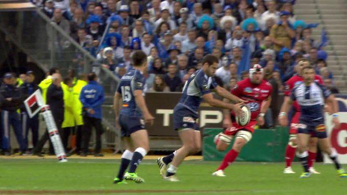 Les deux drops décisifs de Rémi Talès pour Castres lors de la finale 2012/2013 : Retro - Rugby