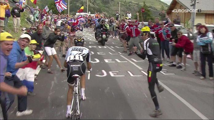 CYCLISME : Tour de France 2011