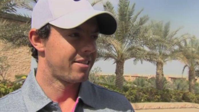 Le rituel de Rory McIlroy : Le golf sur my CANAL